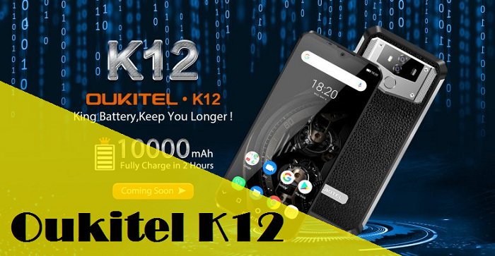 Sửa Oukitel K10000 Max