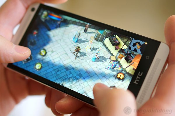 game htc one m7