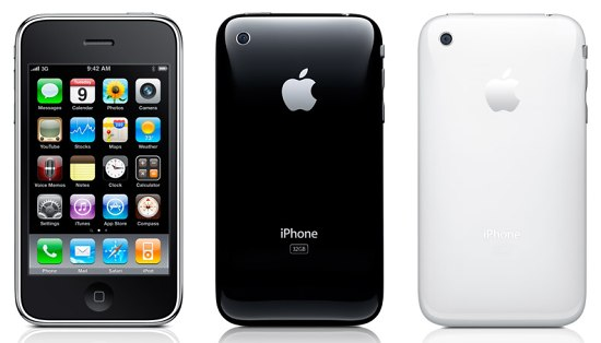 iPhone 3GS 8GB quoc te