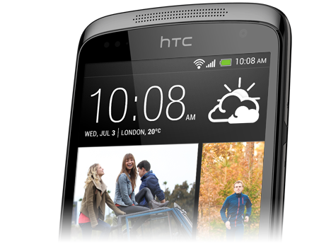 thiet ke htc one