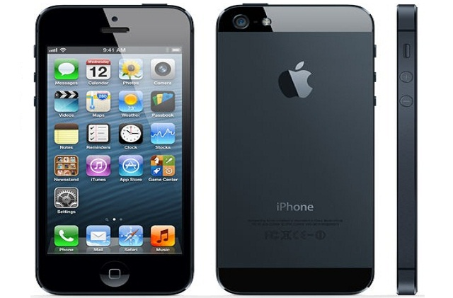 iphone 5 16gb quoc te mau den