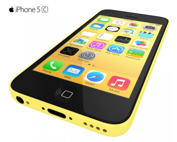 iphone 5c yellow quoc te