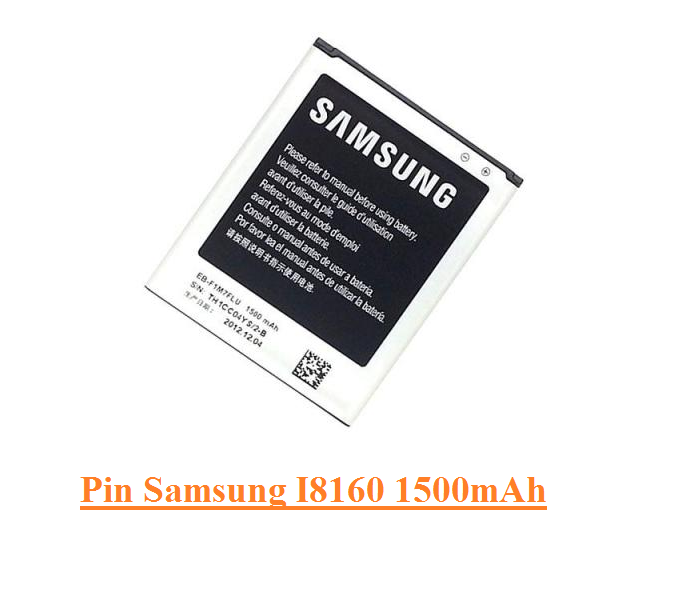 Pin Samsung I8160 Galaxy Ace 2 1500mAh