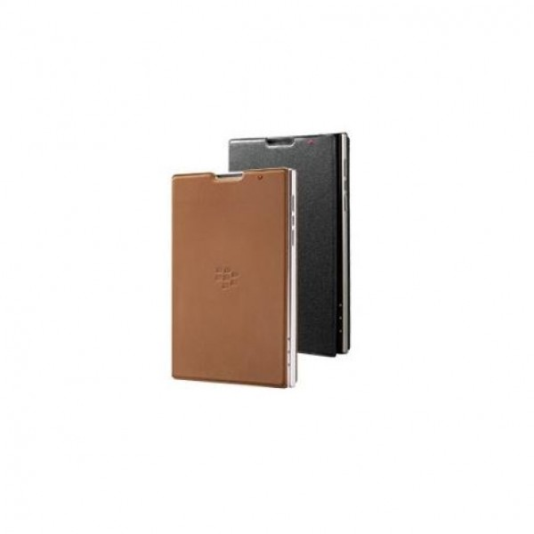 Bao da BlackBerry Passport Leather Flip cover