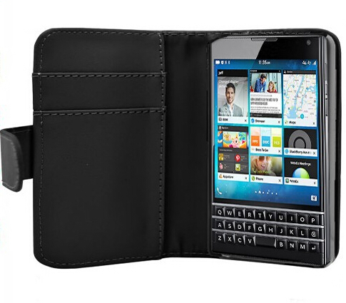 Bao da BlackBerry Passport wallet case