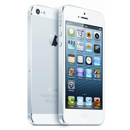 iPhone 5 16GB Trắng (Cty)