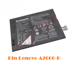Pin Lenovo IdeaTab A10-70HD (A7600)