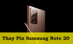 Pin Samsung Note 20